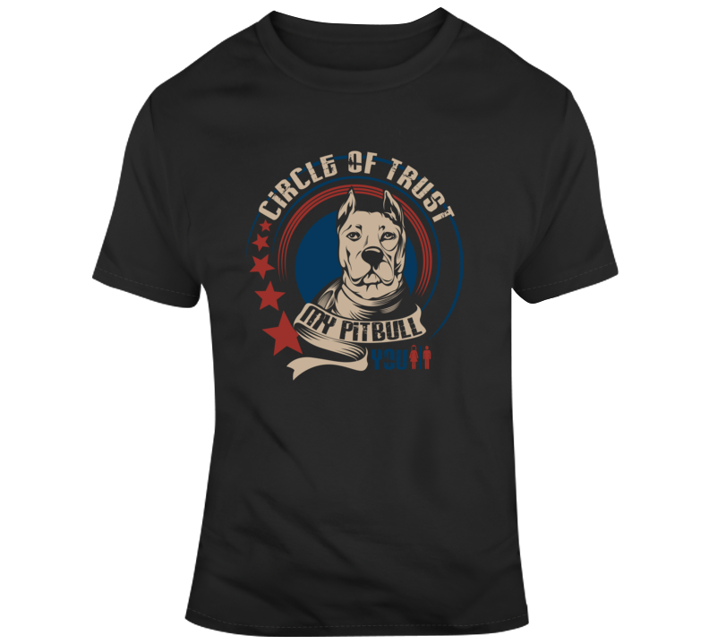 My Pitbull T Shirt