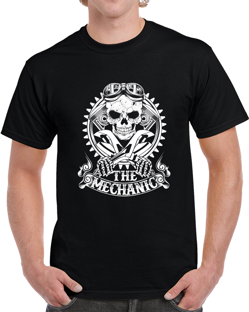 Mechanic T Shirt