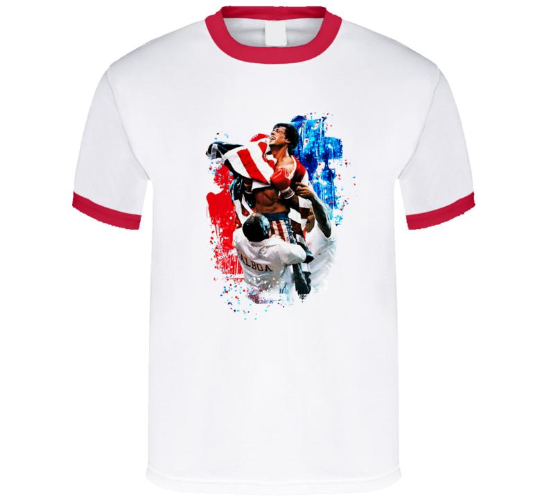 Rocky Balboa, T-Shirt