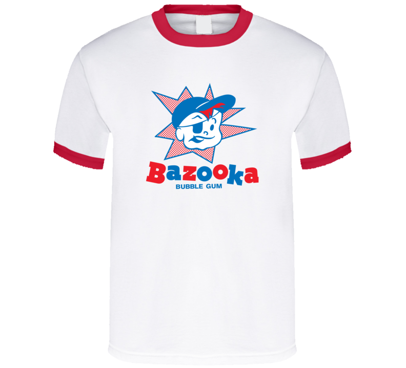 Bazooka Joe, T-Shirt