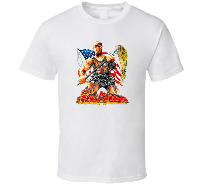 The Toxic Avenger, T-Shirt