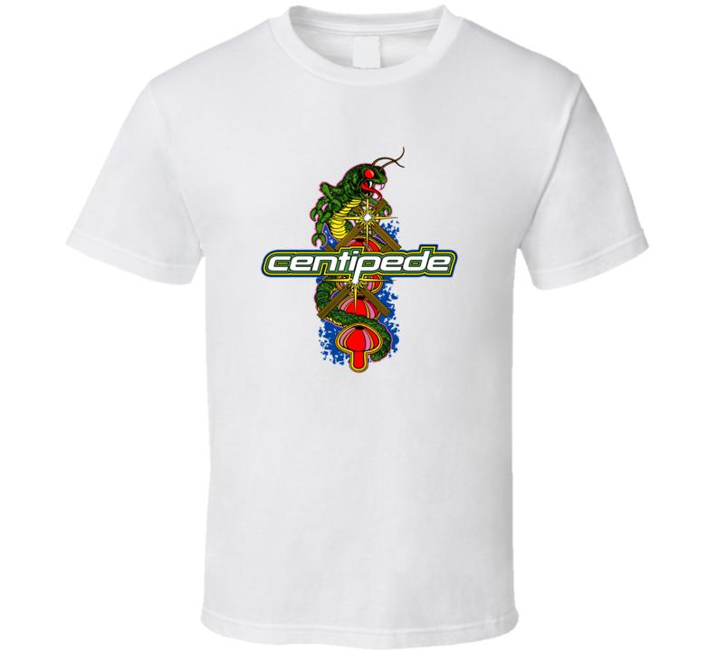 Centipede, Classic Arcade T-Shirt