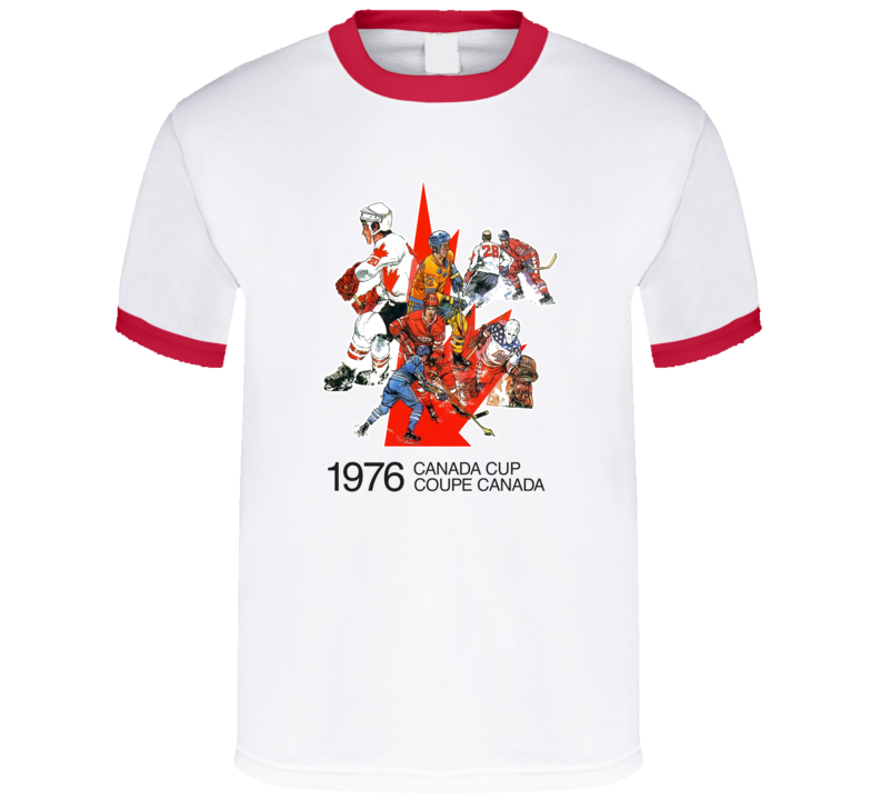 Canada Cup 1976, T-Shirt