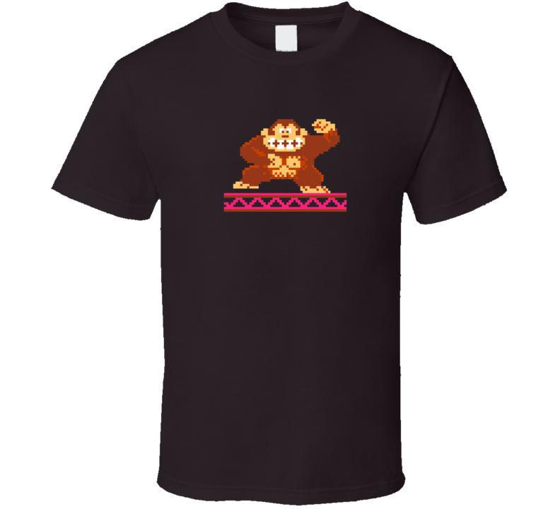 Donkey Kong, T-Shirt