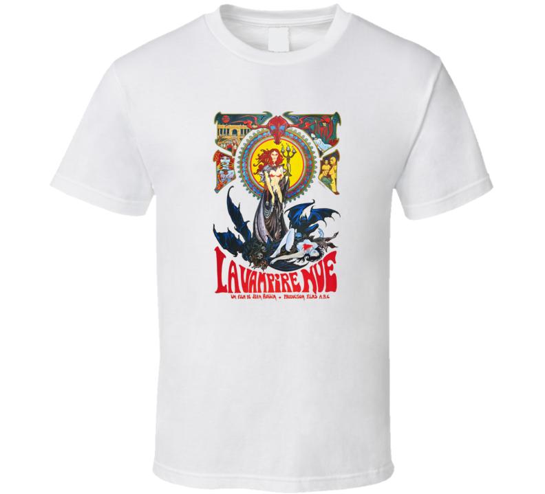 La Vampire Nue, T-Shirt