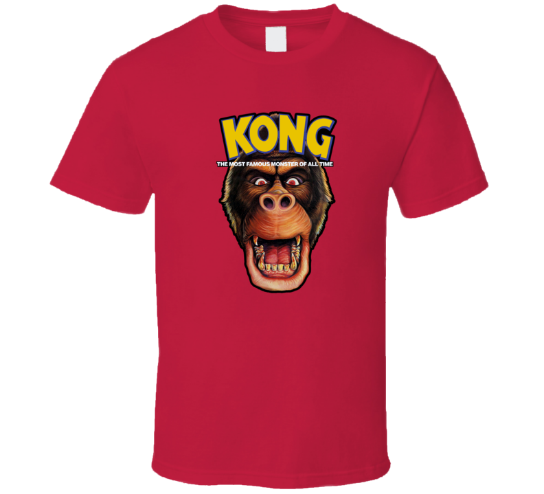 King Kong, T-Shirt