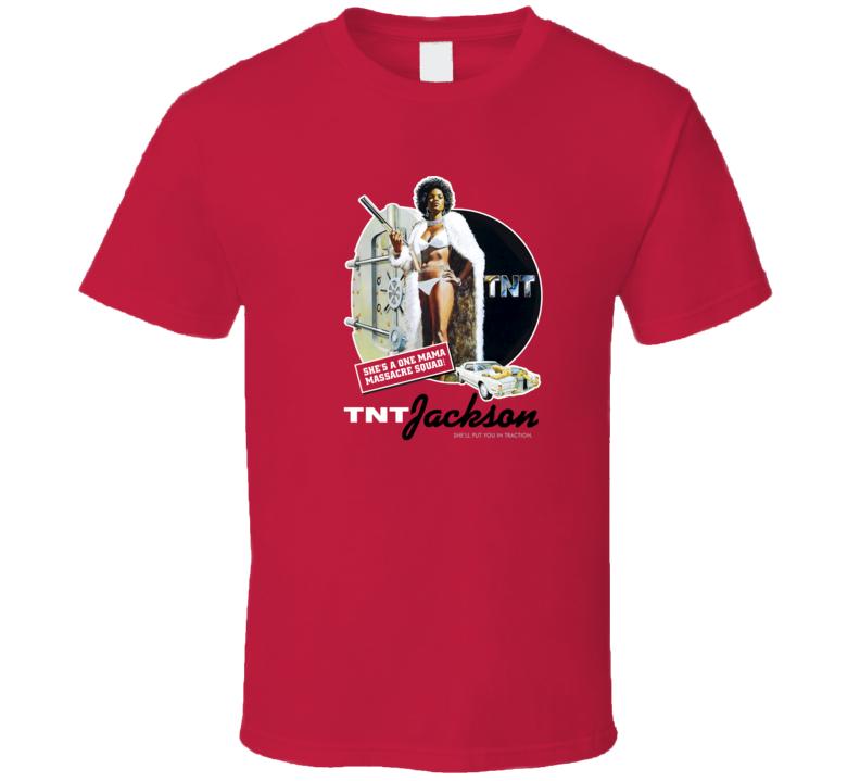 TNT Jackson, T-Shirt
