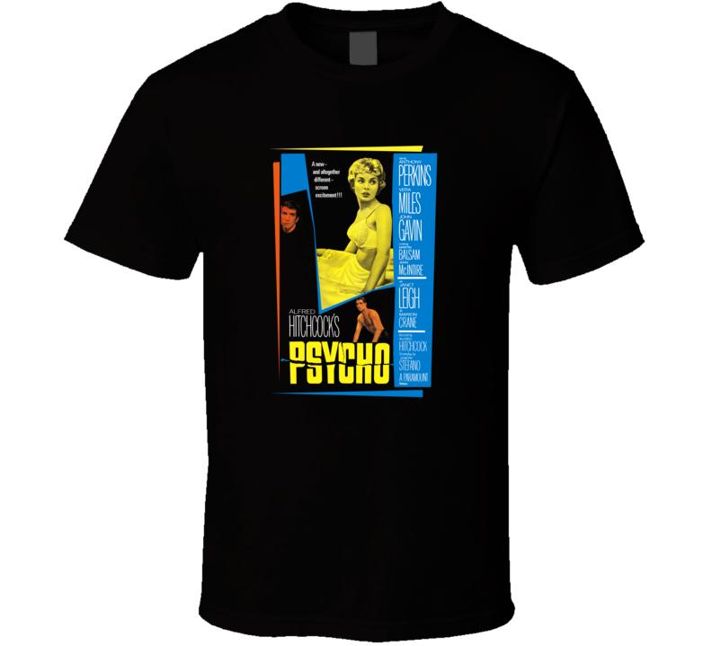 Psycho, T-Shirt
