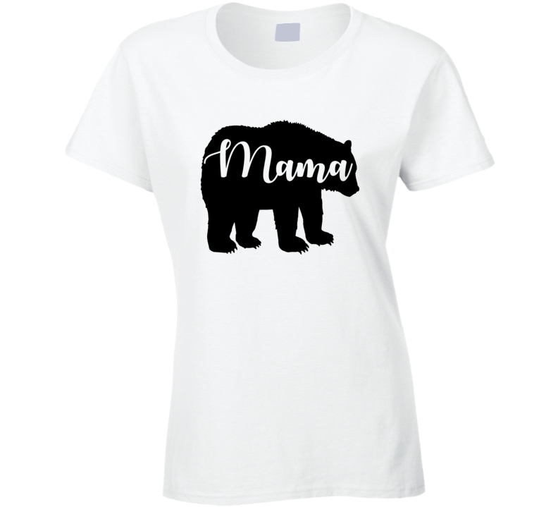 Mama Bear Family Matching Shirt