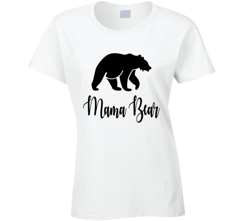 Mama Bear Matching Family Shirt