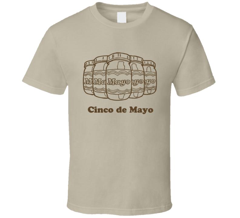 Cindo De Mayo Funny Holiday Shirt