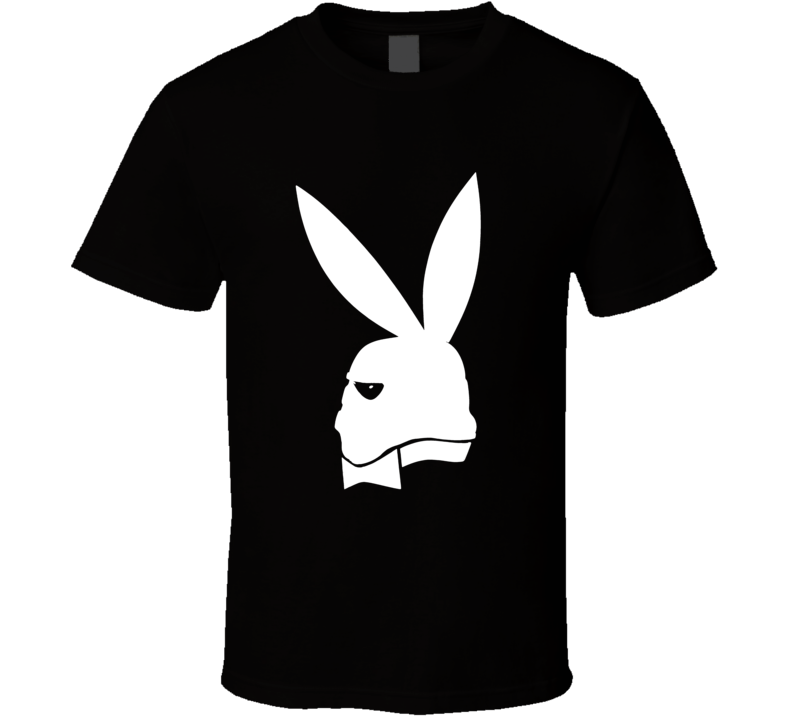 Stormtrooper Playboy Bunny Funny Star Wars Shirt