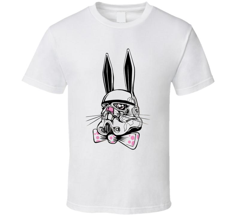 Stormtrooper Easter Bunny Funny Star Wars Shirt