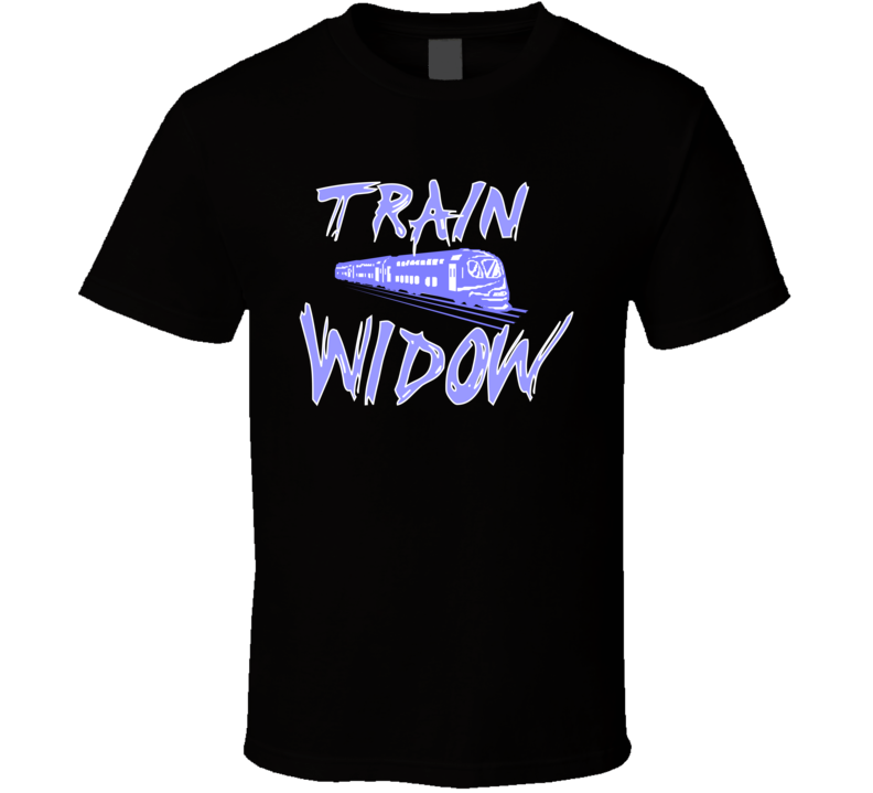 Train Widow Dark T Shirt