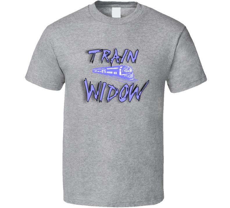 Train Widow Light T Shirt