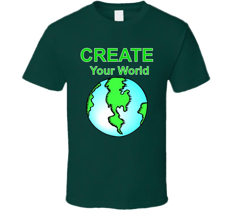 Create 4 Dark T Shirt