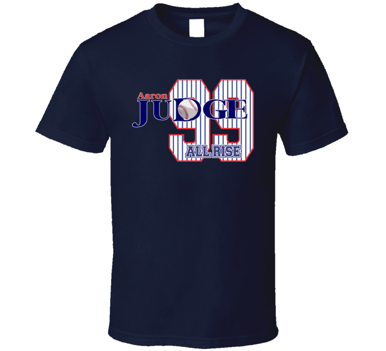 Aaron Judge All Rise T Shirt