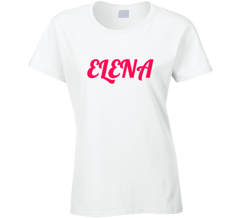 Elena Princess Hero Tv Fan T Shirt