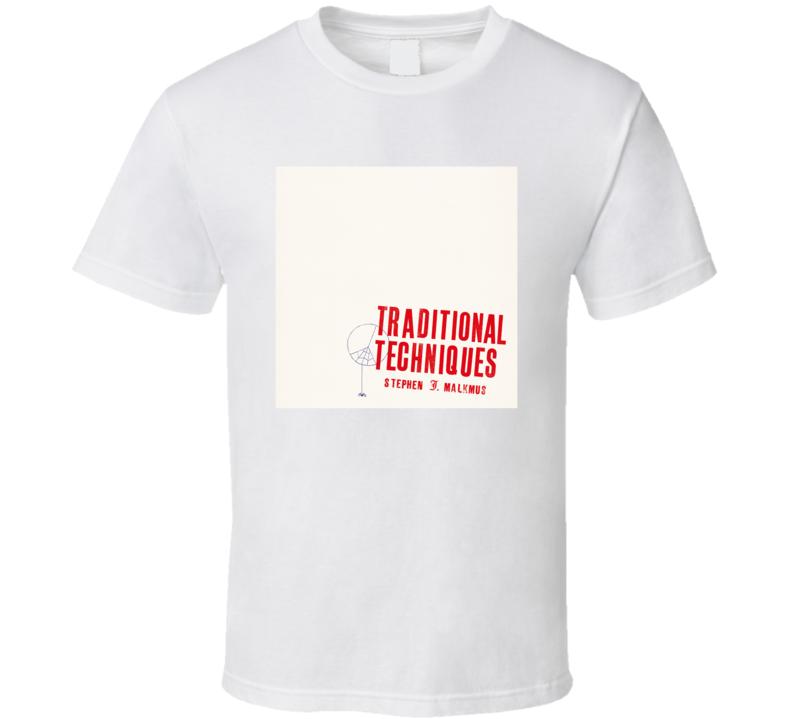 Stephen Malkmus Traditional Techniques Best Album Of 2020 Music Fan T Shirt
