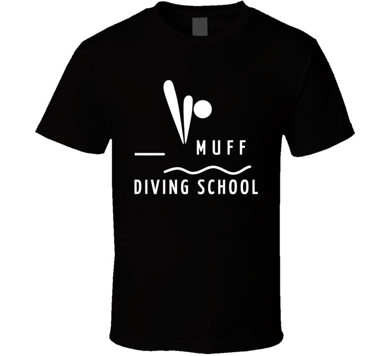 Muff Diving School Hubie's Halloween Funny Halloween Movie Fan T Shirt