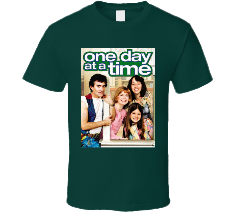One Day At A Time Sitcom 70s Tv Comedy Fan T Shirt