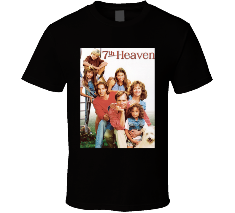 7th Heaven Family Tv Show 90s Fan T Shirt