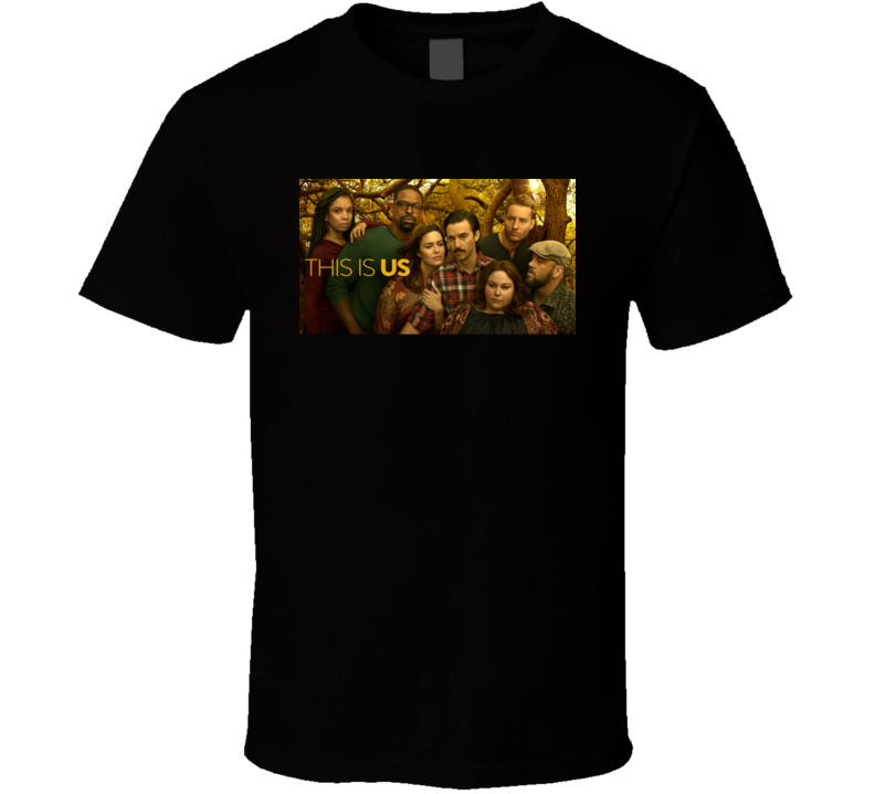 This Is Us Tv Show Fan T Shirt