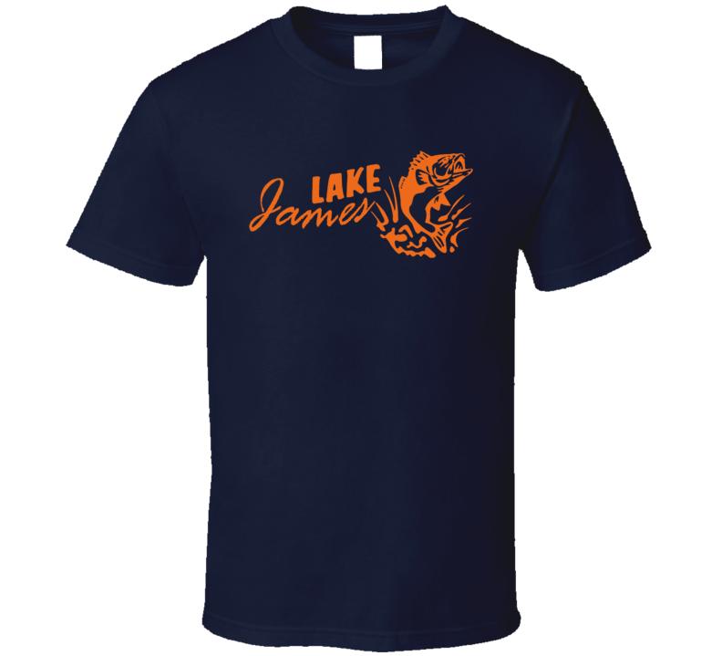 Lake James Grown Ups Amoskeag Lake Movie Fan T Shirt