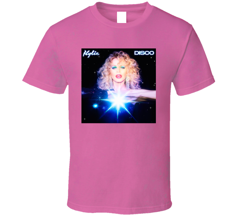 Kylie Minogue Disco 2020 Album Music Fan T Shirt