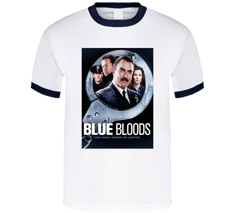 Blue Bloods Police Drama Tv Show Fan T Shirt
