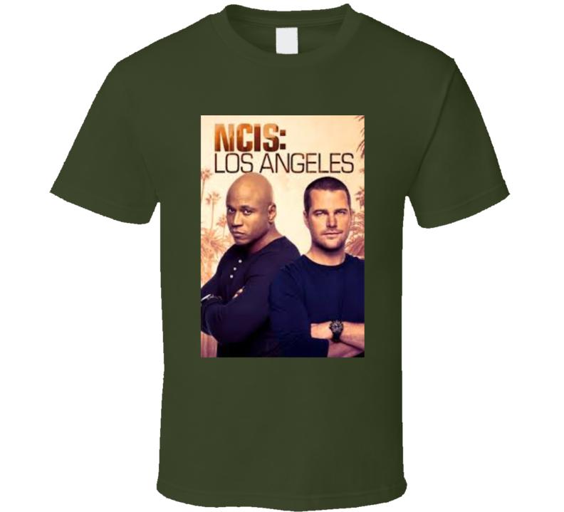 Ncis Los Angeles Drama Fan T Shirt