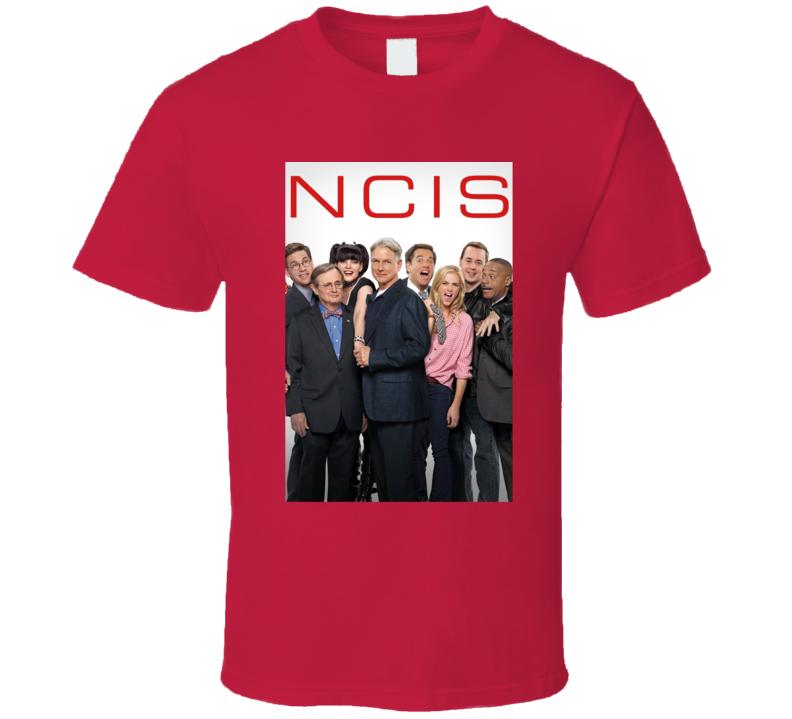 Ncis Navy Action Drama Tv Show Fan T Shirt