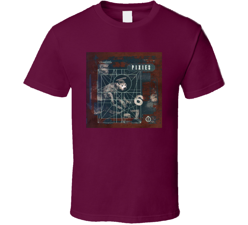 Doolittle Greatest Album Of All Time Music Fan T Shirt