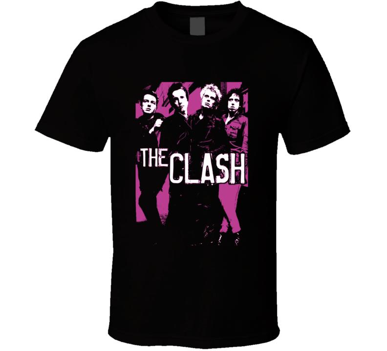 The Clash rock band concert JOE