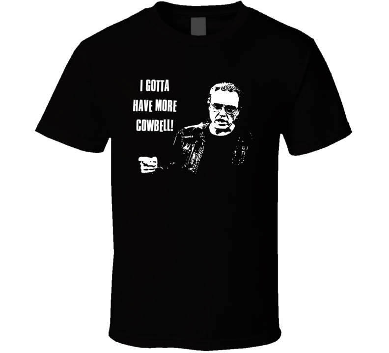More Cowbell Walken SNL Joe