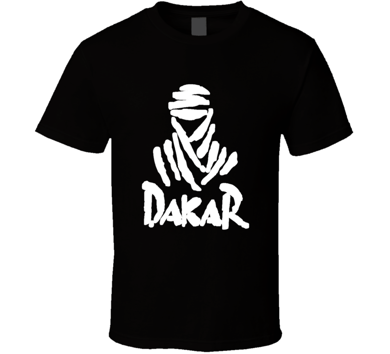 Dakar racing desert race classic endurance motor racing t-shirt
