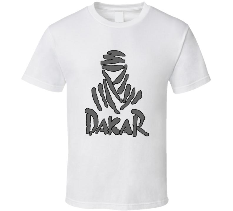 Dakar endurance desert race Europe Africa Asia racing t-shirt