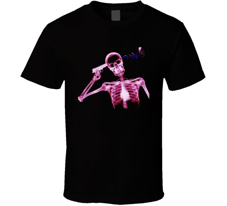 X Ray Head Shot T Shirt