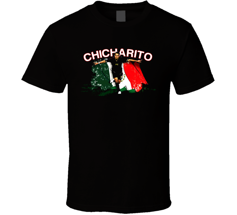 Mexican Soccer Player Chicharito Futbol T Shirt