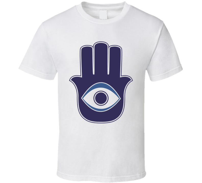 Evil Eye Talisman protect yourself your baby evil eye t shirt contra  malocchio apotropaic Hand of Miriam Hand of Fatima