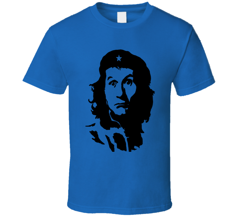 Al Bundy as Che t-shirt Married WIth Children Al Bundy with Che Revolution Star cap Funny shirts