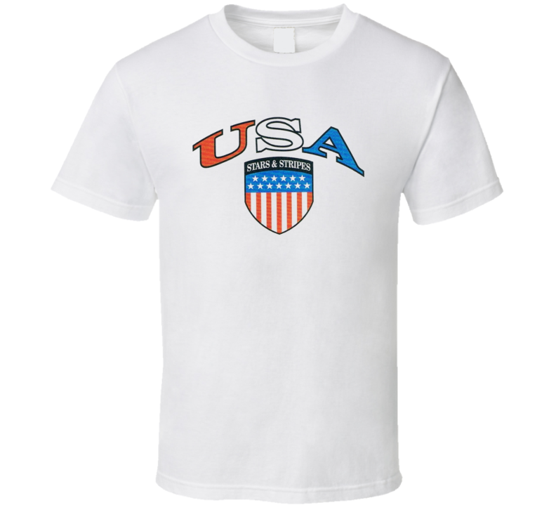 USA World Cup Fan Support t-shrirt Stars and Stripes olympics FIFA supporter tees T Shirt
