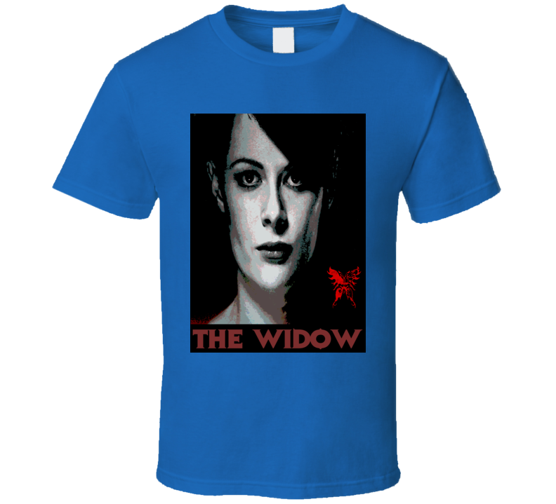 The Widow t-shirt Into the Badlands Baroness Oil Baron Martial Arts Action Series t-shirt all colors
