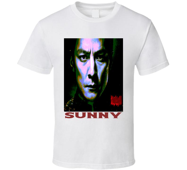 Into the Badlands Sunny t shirt Baron Quinn Head Clipper Danial Wu YV Martial Arts  t shirts