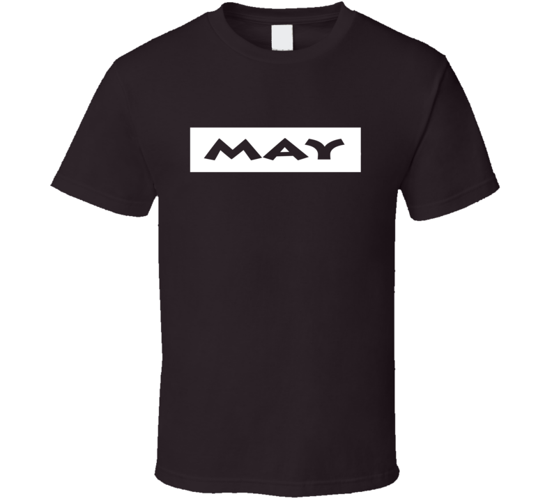 May t-shirt Birthday Anniversary Special Day Memory shirts Zodiac Lucky Month shirts