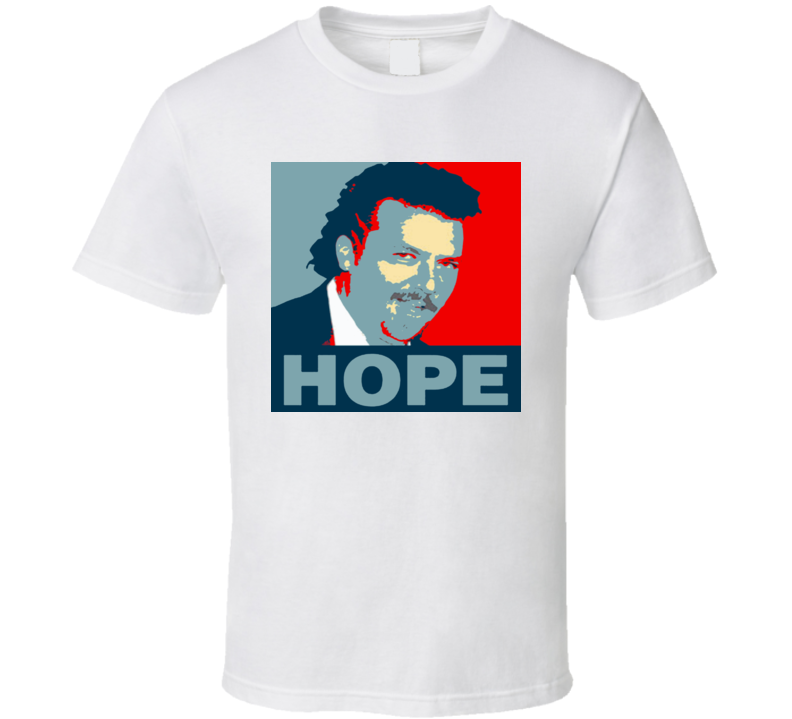 East Bound and Down Kenny Powers Hope t-shirt funny TV comedy tshirts