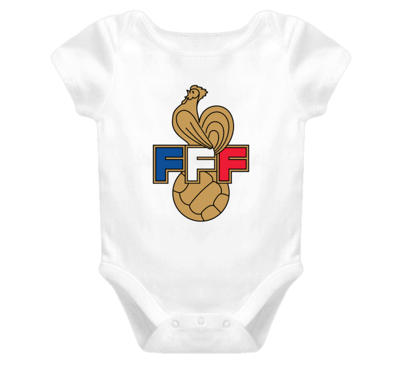 World Cup France baby one piece t-shirt