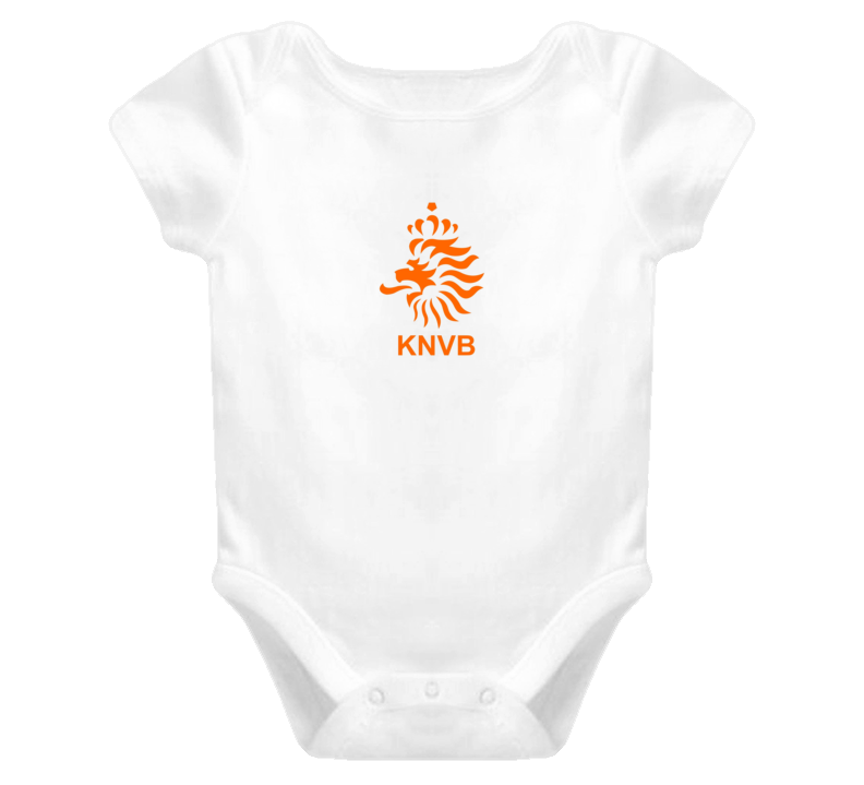 World Cup Soccer Netherlands baby one piece t-shirt