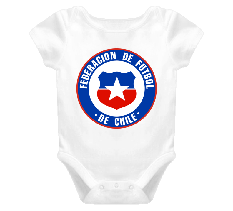 World Cup FIFA 2014 Chile baby one piece t-shirt