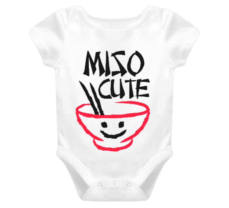 Mizo cute baby one piece t-shirt CUTE baby onezies